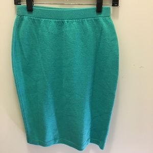St John Collection Knit Skirt  2